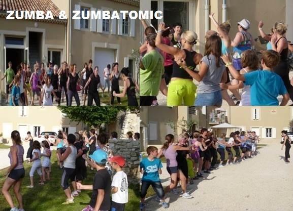 zumba zumbatomic association familiale de montsegur sur lauzon